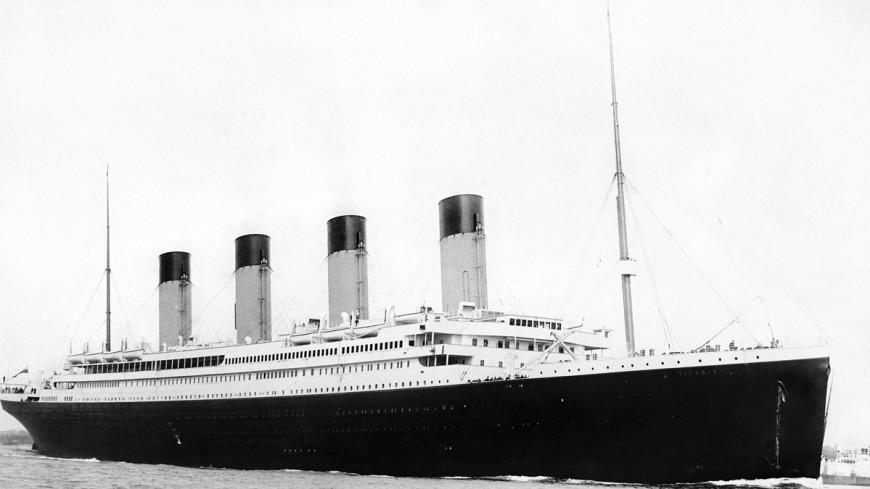 Письмо погибшего на«Титанике» пассажира продается наБританских островах
