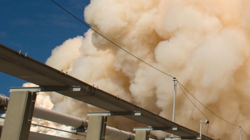 В американском штате Нью-Джерси взорвался химзавод