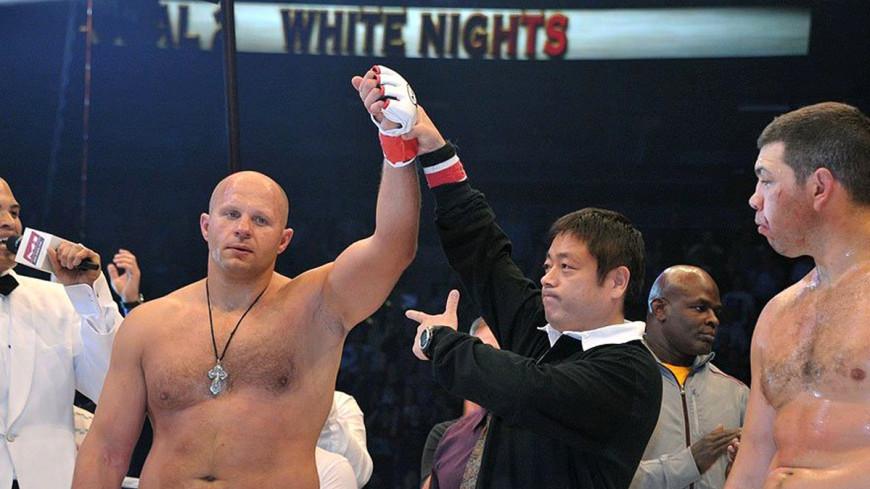 Федор Емельяненко сообщил о скором возвращении на ринг