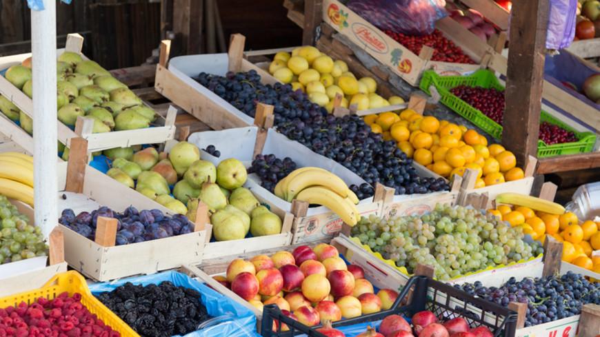 Россельхознадзор ввел запрет на реэкспорт болгарских овощей и фруктов