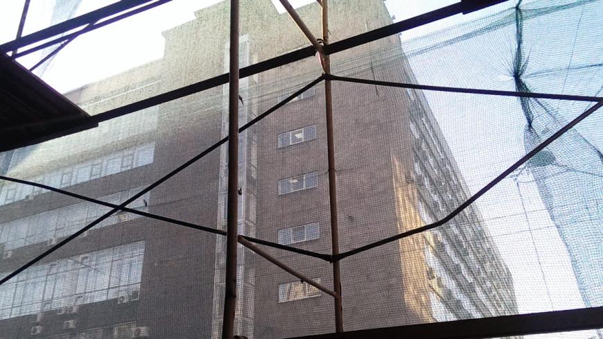В Волгограде обрушилась строящаяся к ЧМ по футболу гостиница