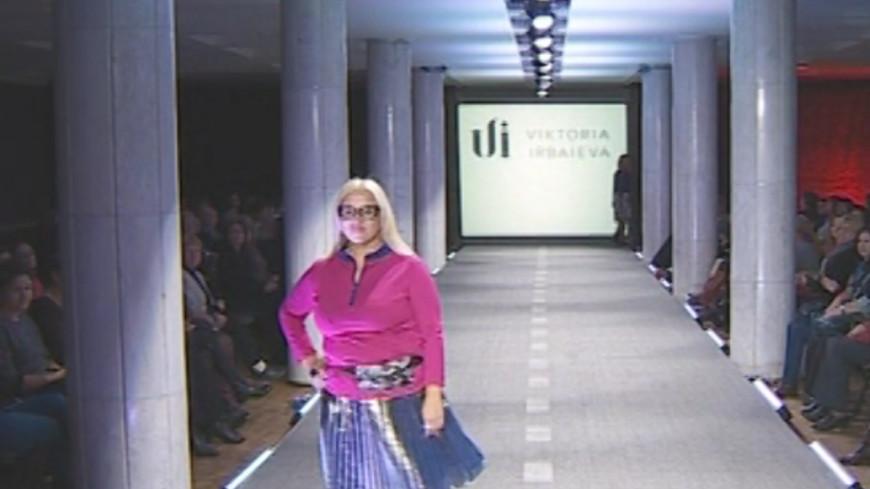 Представительницы зрелой красоты покорили московский подиум