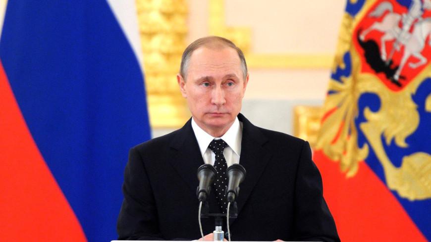 Путин рассказал, на кого ругается матом