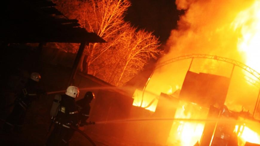 Найдено тело шестой жертвы пожара в Казани