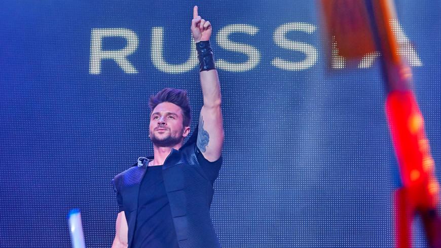 Лазарев: Выступлением доволен, к финалу номер будет доработан