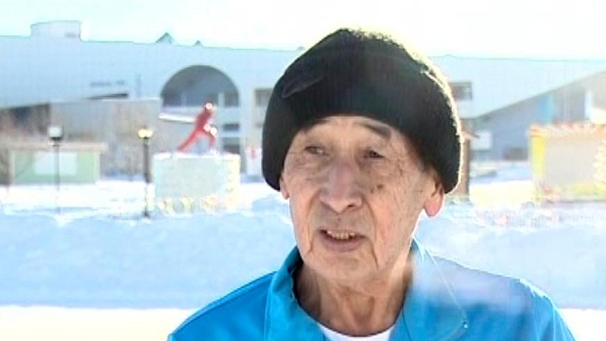 Марафонец из Казахстана в 70 лет готовится к новым соревнованиям