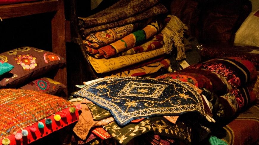 В Бишкеке стартовала международная ярмарка ремесленников