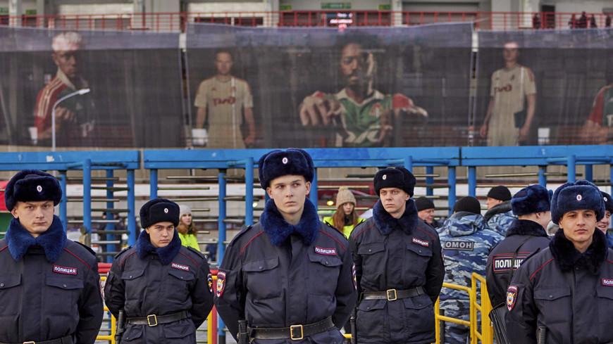 Поражение «Спартака» в матче с «Ростовом» вылилось в беспорядки
