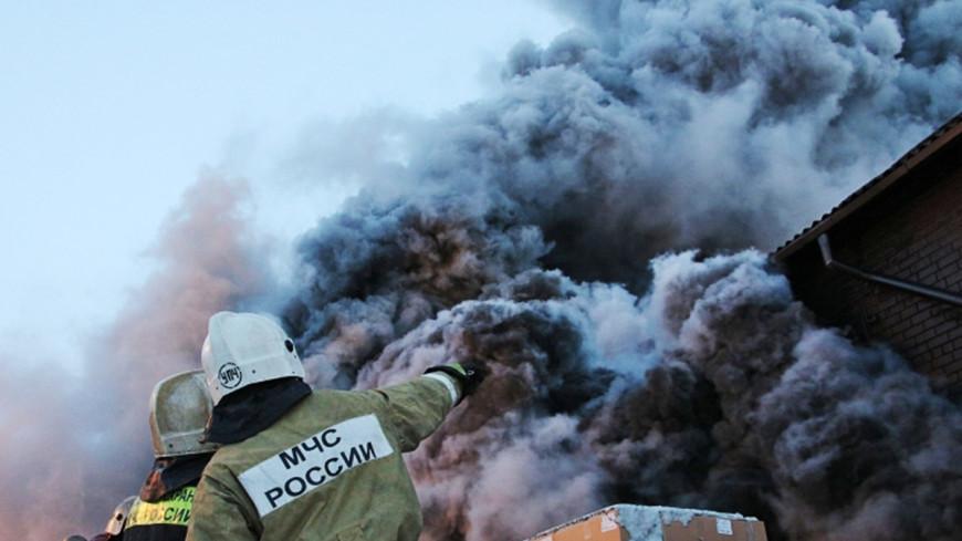 Огненное ЧП на Стромынке: в сгоревшем швейном цеху люди жили круглосуточно