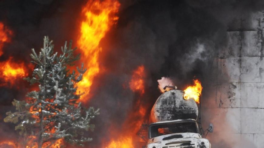 При пожаре в Коми погибли четыре человека