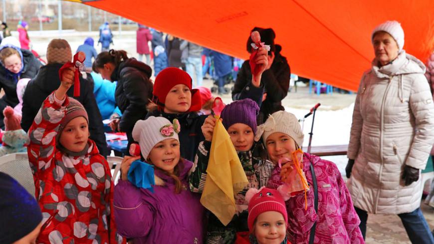 В Москве прошел фестиваль «Многодетная страна»