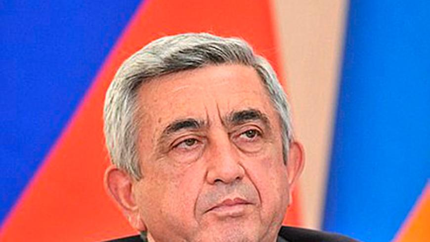 Саргсян призвал найти средства для мирного решения ситуации в Ереване