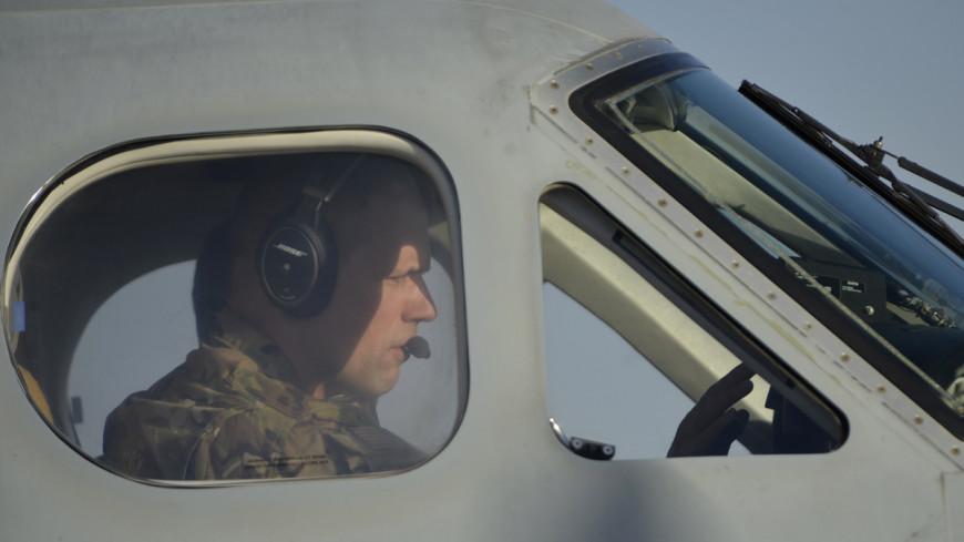 При крушении истребителя США в Теннесси погиб пилот