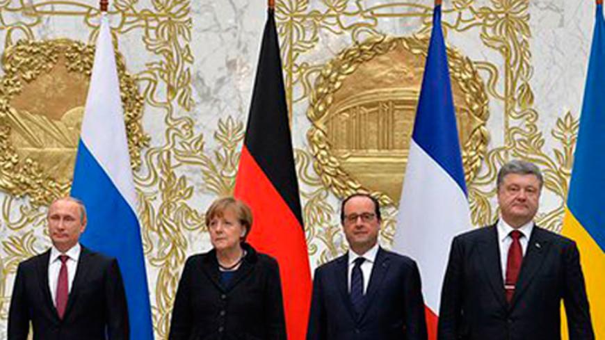 Меркель пригласила «нормандскую четверку» в Берлин