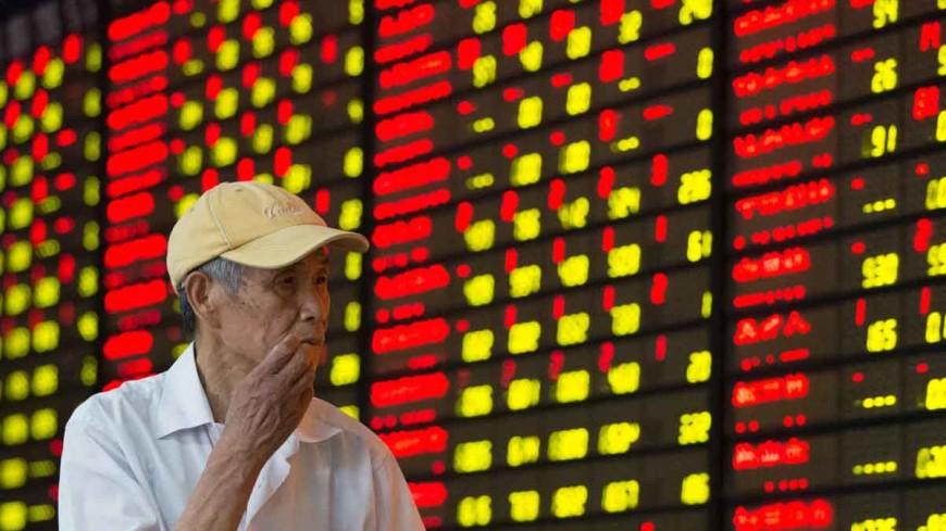 Американцев подозревают в обвале фондового рынка Китая