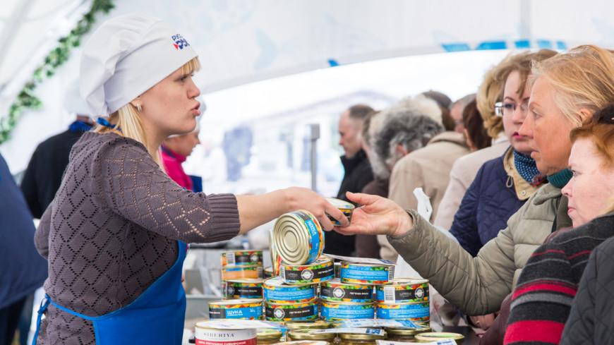 Рыба мечты: как проходит «Рыбная неделя» в Москве