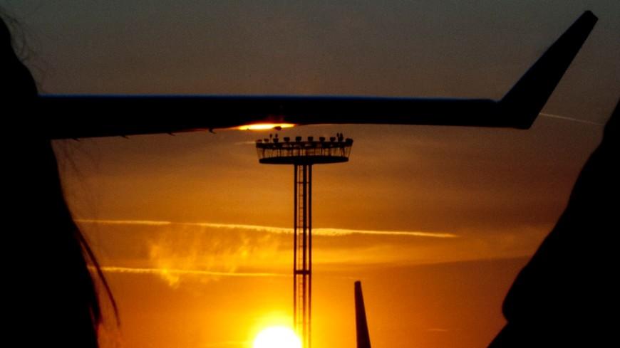 Фотоохота на самолеты