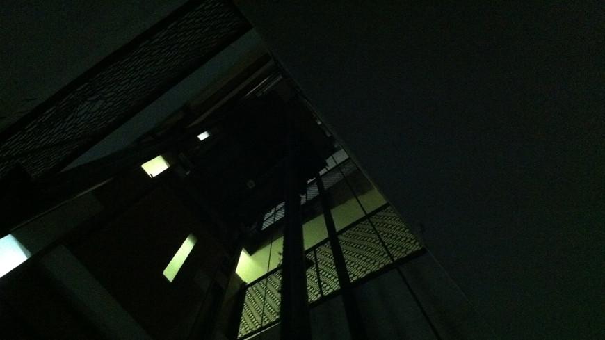 Неудачливый убийца застрял в лифте и попался в руки полиции