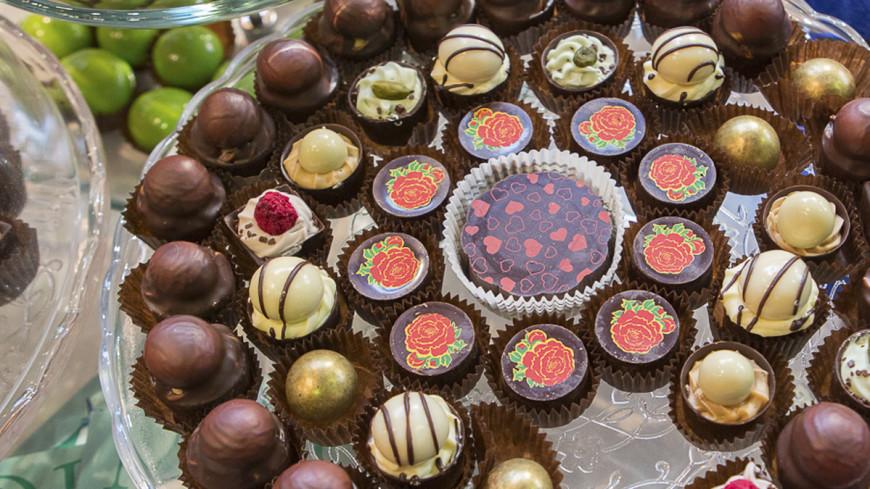 Китай стал главным импортером российских сладостей