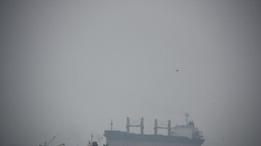 В Южно-Китайском море ищут моряков с затонувшего судна