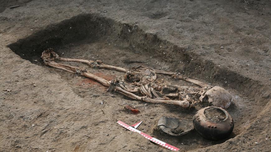 В Краснодарском крае нашли доисторические захоронения
