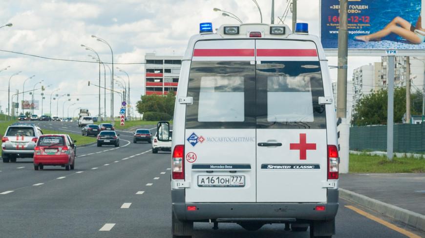 Пять человек стали жертвами крупного ДТП в Подмосковье