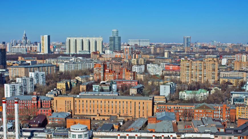 На Москву надвигается «циклон-пылесос»
