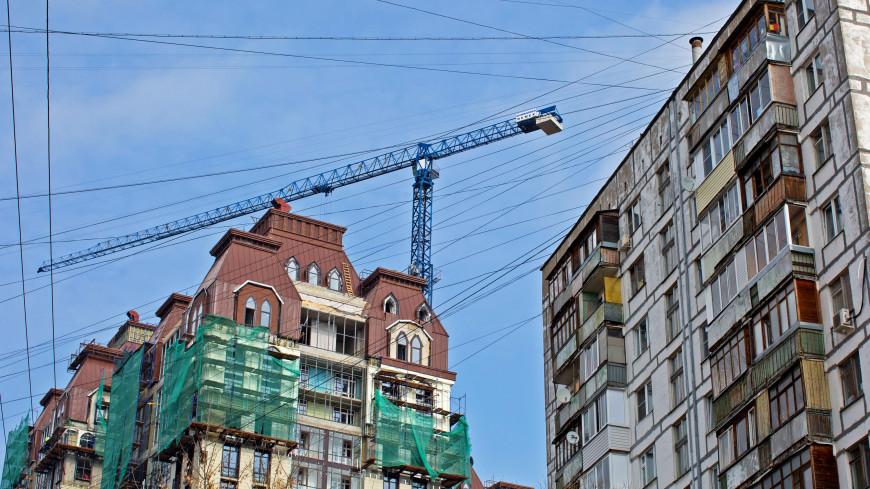 В «новой» Москве построят жилье на 5 млн квадратных метров