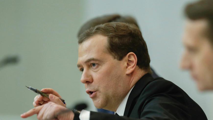 Медведев поручил выявить потенциально опасные шахты