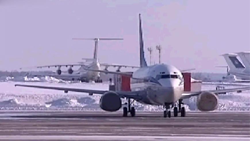 Российскую авиацию атакуют дебоширы