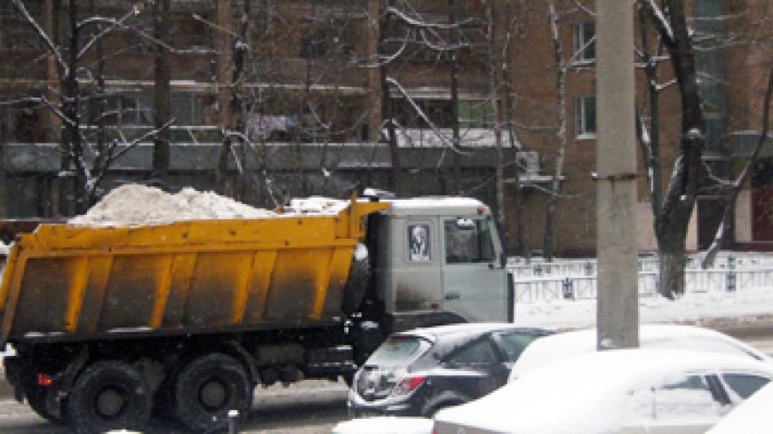 В восточном регионе Казахстана из-за снегопада введен режим ЧС