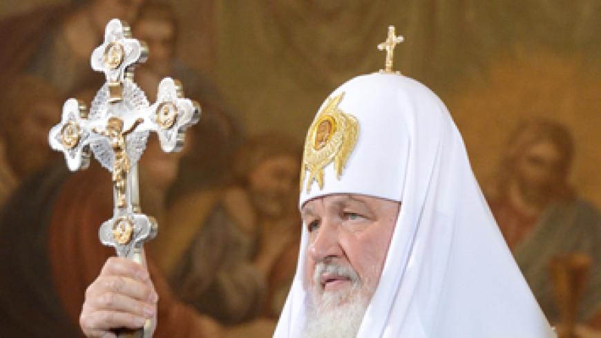 Путин и Медведев поздравили патриарха Кирилла с четвертой годовщиной интронизации
