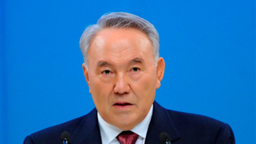 Назарбаев посетил матч за Суперкубок Казахстана по футболу