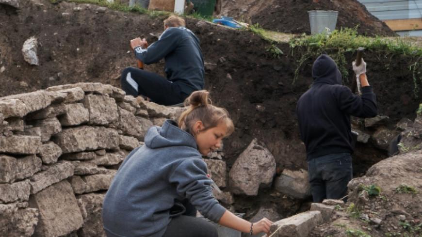 В Москве нашли клад времен Отечественной войны 1812 года