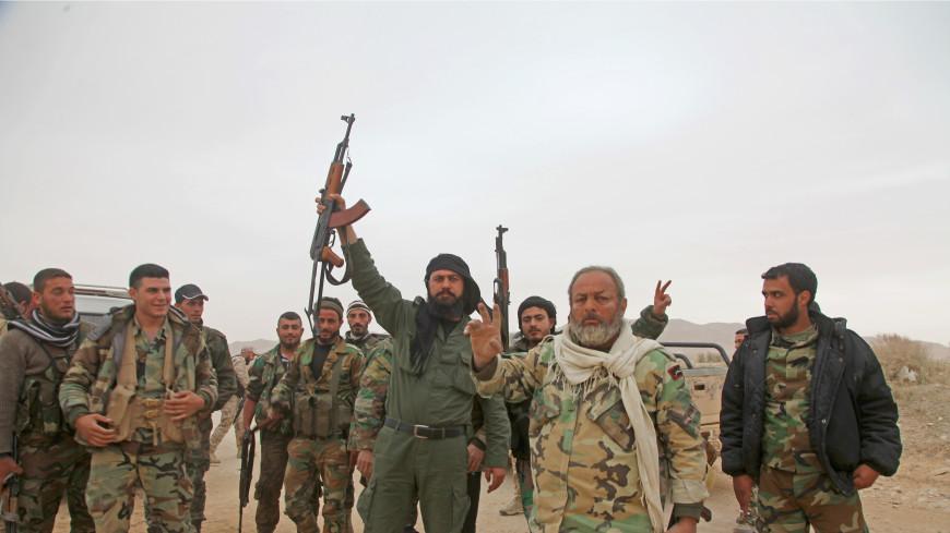 Минобороны РФ сообщило о подконтрольных сирийской армии 500 городах