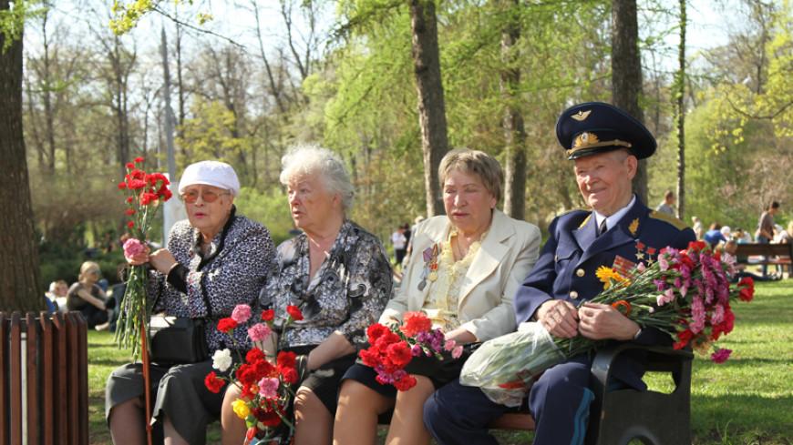 Ветераны-партизаны из Беларуси, Латвии и России встретились у Кургана Дружбы