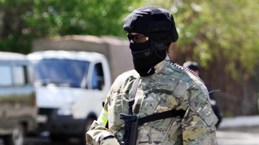 Двух боевиков уничтожили при перестрелке в Дагестане