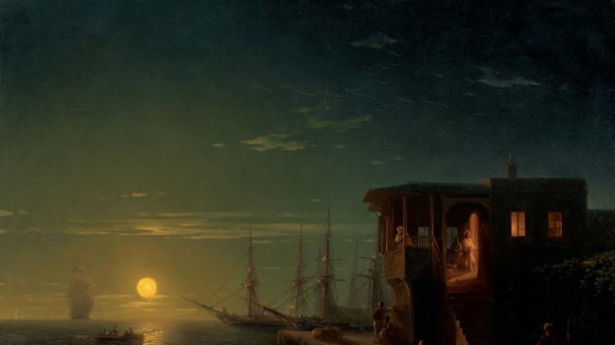 Картина Айвазовского ушла с молотка за 280 тысяч долларов