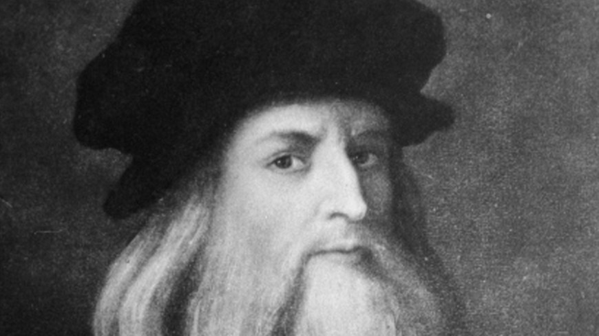 Врачи: Леонардо да Винчи убил инсульт