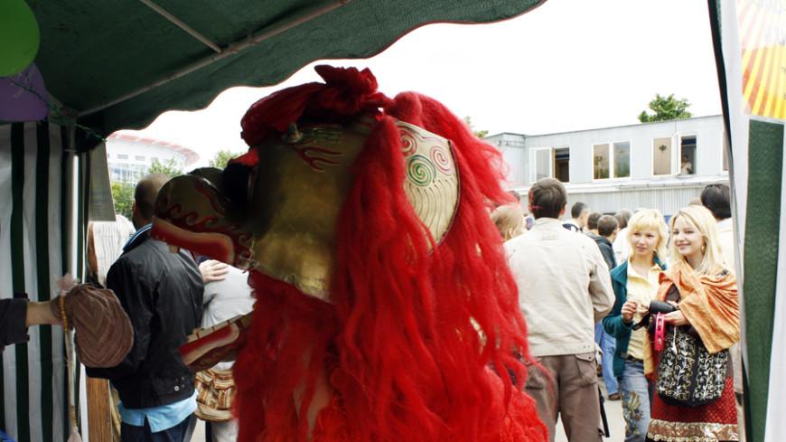 В Москве пройдет фестиваль китайской культуры