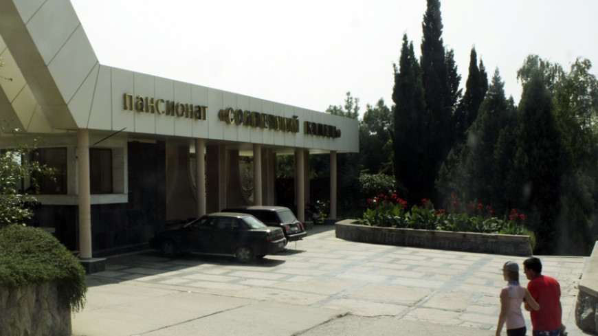 Группу детей из Славянска и Семеновки отправят на лечение в санаторий