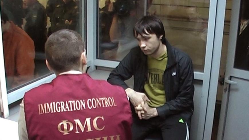 Сотрудники ФМС задержали нелегалов, работавших в московском ресторане
