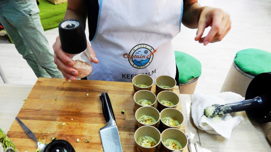 Сыроедение: мастер-класс «живой кухни» (ФОТО)
