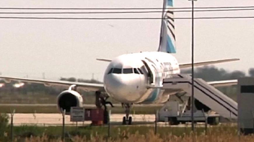 Египет, самолет, Мустафа