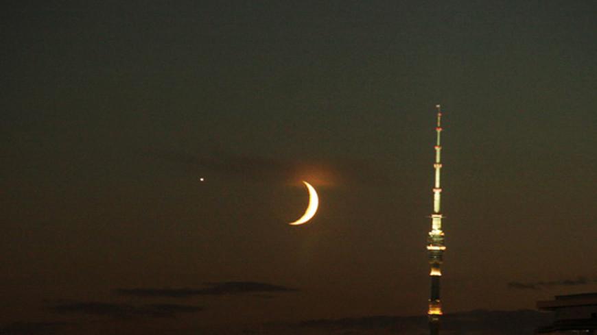 Россияне смогут неделю любоваться полетом МКС в ночном небе