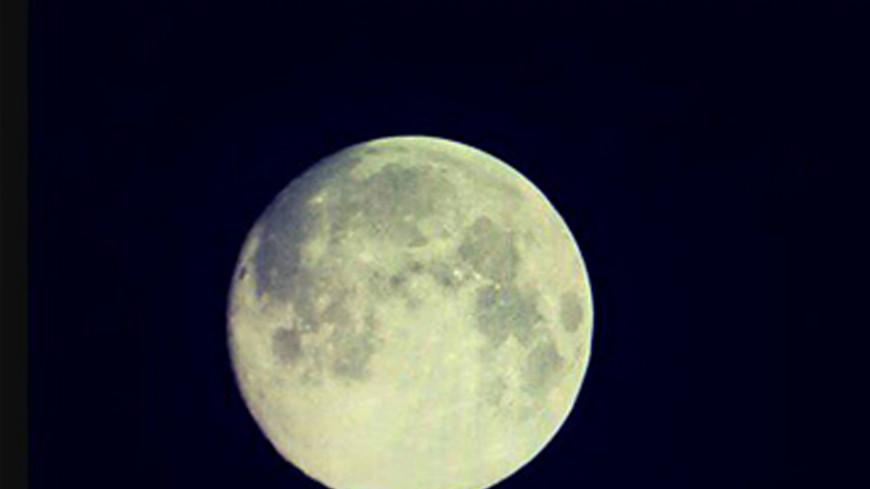 Жители Америки смогли увидеть «кровавую Луну»