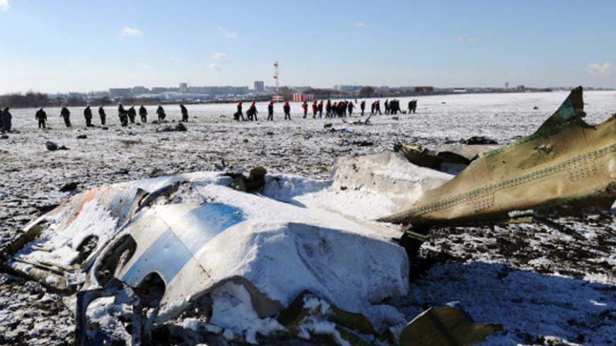 МАК не подтверждает ошибку пилотов как версию крушения Boeing в Ростове