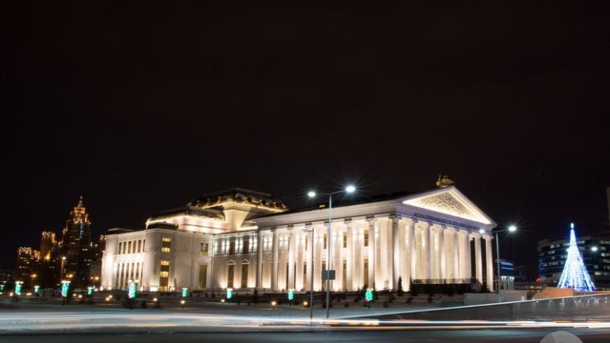 «Щелкунчик» и «Аида» в исполнении «Астана Опера»