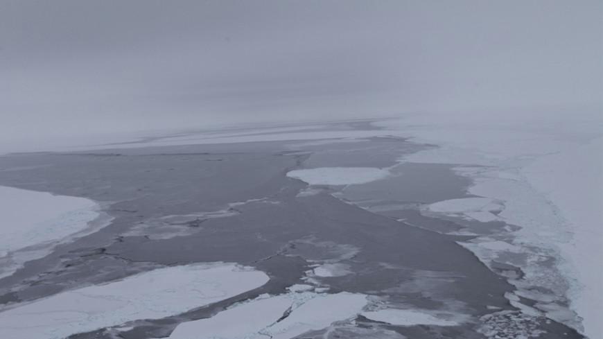Весенний ледоход грозит затопить Архангельскую область
