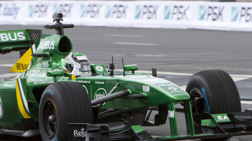«Формула Е»: Вторую гонку в сезоне выиграл британец Сэм Берд